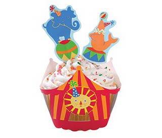 Popcakes Decor Τσίρκο