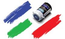 Χρώματα Πάστας