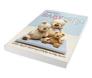 Debbie Brown's Baby Cakes, for Christenings & Birthdays