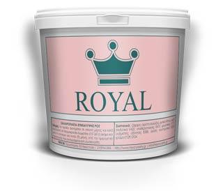 Ζαχαρόπαστα Επικάλυψης Χρώματος Ροζ