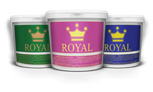 Ζαχαρόπαστα Royal