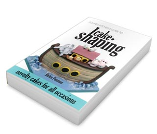 Squires Kitchen Guide to Cake Shaping